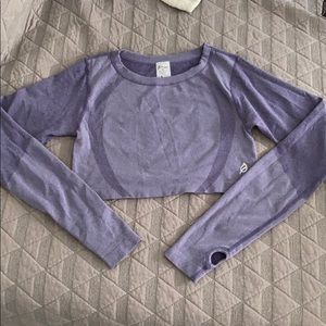 P Tula Tops Ptula Long Sleeve Crop Poshmark Read customer reviews, discover product details and more. poshmark